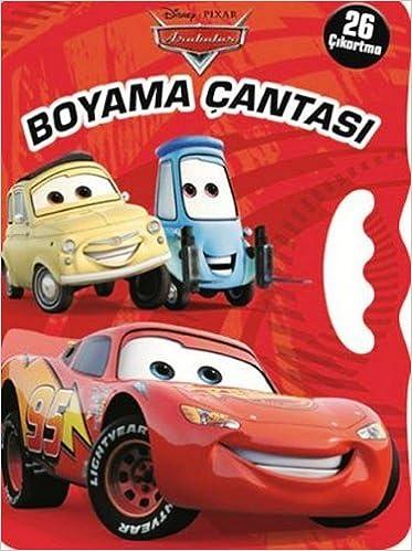 Arabalar Boyama Cantasi 9786050918700 Amazon Com Books