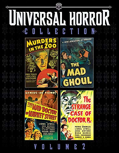 Universal Horror Collection: Vol. 2 [Blu-ray]