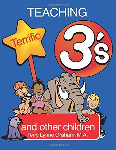 Teaching Terrific Threes and other Toddlers by Graham Terry Lynne (1997-10-19) Paperback