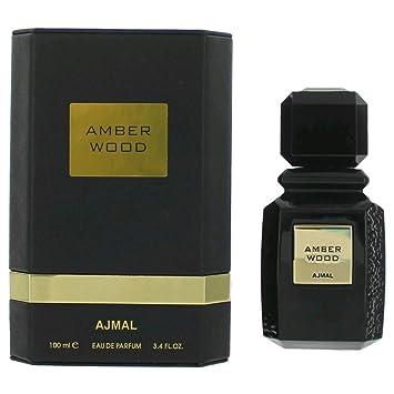 Amazoncom Ajmal Amber Wood For Men And Women Unisex Edp Eau