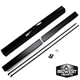Midwest Hearth Adjustable Rod and Valance Kit for Fireplace Spark Screens (Newest Version) Review