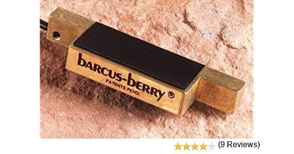 Barcus Berry 4000 1-Key Grand Piano and Harp Planar Wave System