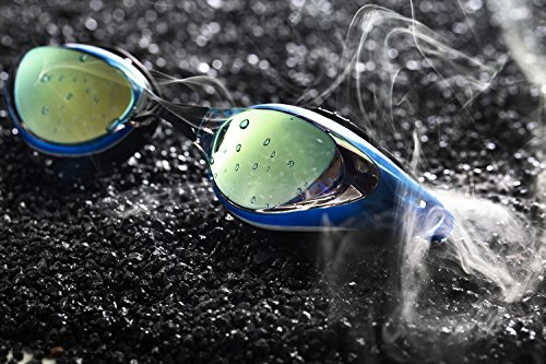 1e19d14e4b1 Jual wave Prescription Unisex Swim Goggles with Vision Mirror Coated ...