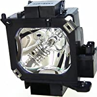 Electrified V13H010L22 Replacement Lamp with Housing for Epson Products