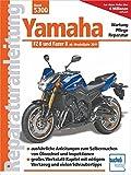 Yamaha FZ 8  und Fazer 8  ab Modelljahr 2010 (Reparaturanleitungen)