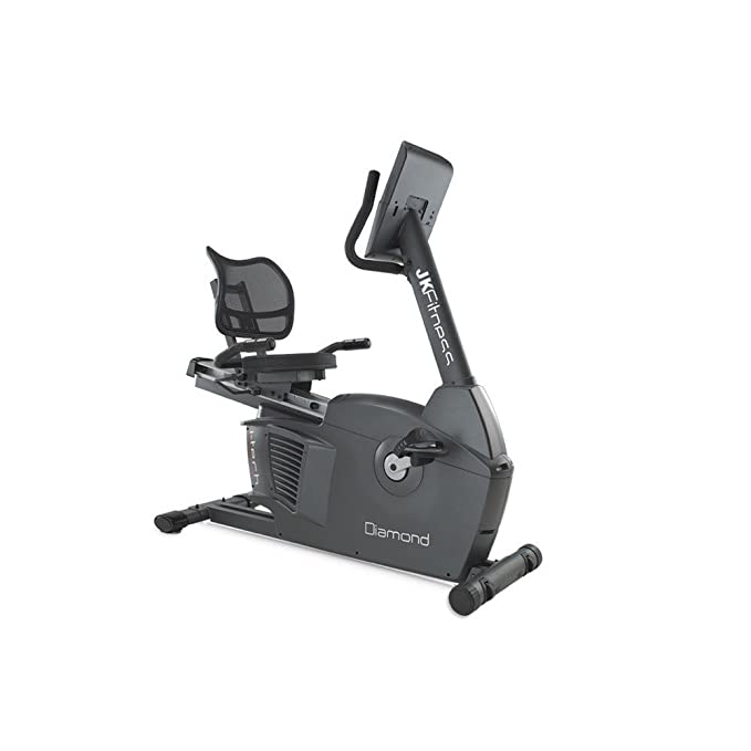 JK FITNESS - cicloergometro Horizontal JK Fitness I-TECH Diamond ...