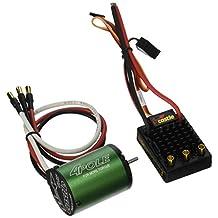 Castle Creations Sidewinder 3 Waterproof ESC with Motor NC1406-6900KV, Scale 1:10