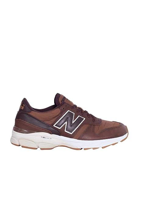 New Balance - Zapatillas para Hombre Marrón marrón: Amazon.es: Zapatos y complementos