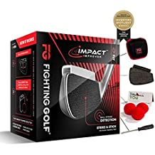 Impact Improver Indoor Training Aid, Great Gift for Your Golf Swing!