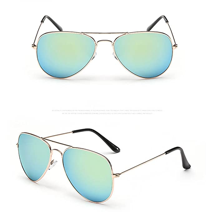 Retro Sunglasses Aviator Polar...