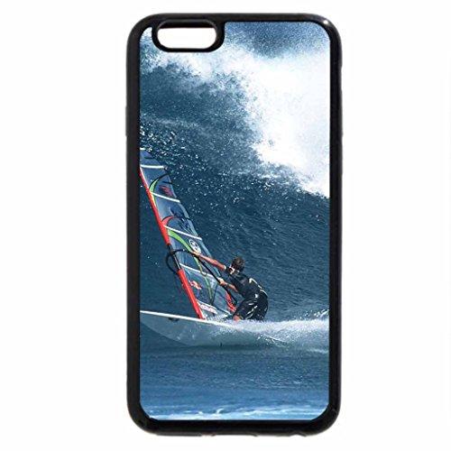 iPhone 6S / iPhone 6 Case (Black) Neil Pryde Windsurf Sails