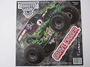 grave digger logo coloring pages - photo#27