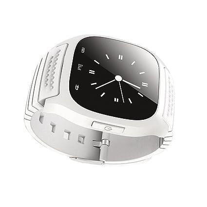 Sharplace 1 Unidad Reloj Deportivo con GPS Podómetro Impermeable Medidor de Frecuencia Cardiac Compatible con Movíl