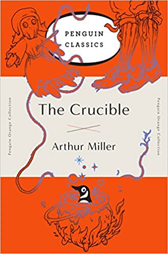 the crucible penguin orange collection