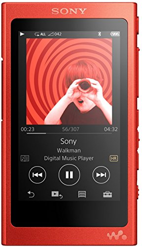 Sony NW-A35 High Resolution Audio Walkman (3.1-inch Touch Display, 16 GB,...