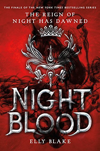 Nightblood (The Frostblood Saga) pdf epub download ebook
