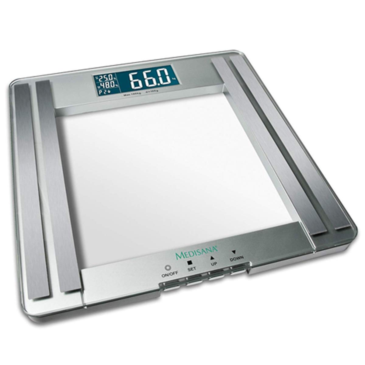 Amazon.com: Medisana PSM Body Composition Analyser Scales: Health & Personal Care