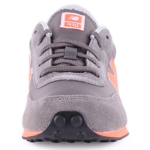 New Balance 410 Mädchen Sneaker Grau