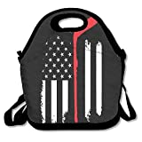Tesu Bags USA Flag Hockey Stic