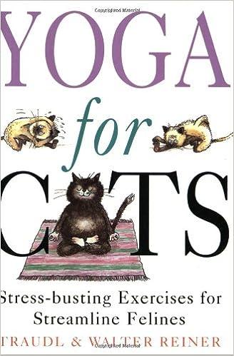 Yoga for Cats: Traudl Reiner, Walter Reiner: 9780575403000 ...