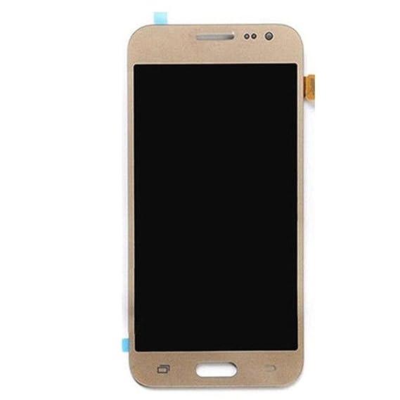 MMRM LCD Adjustable Brightness Screen Display Touch Digitizer for Samsung  Galaxy J3 2016 J320 Gold