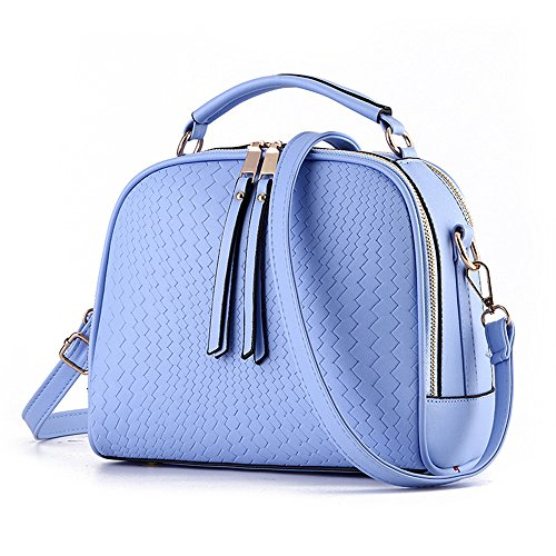 Unique Fashion Marine Main Blue Épaule Unique À Ladies Épaule Loisirs Sac Bleu w0UzpI