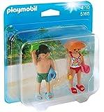 Playmobil - Bañistas en la playa (5165)