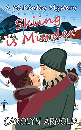 book cover of Skiing Is Murder