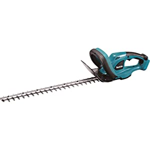 "Makita XHU02Z 18V LXT Lithium-Ion Cordless 22"" Hedge Trimmer, Tool Only"