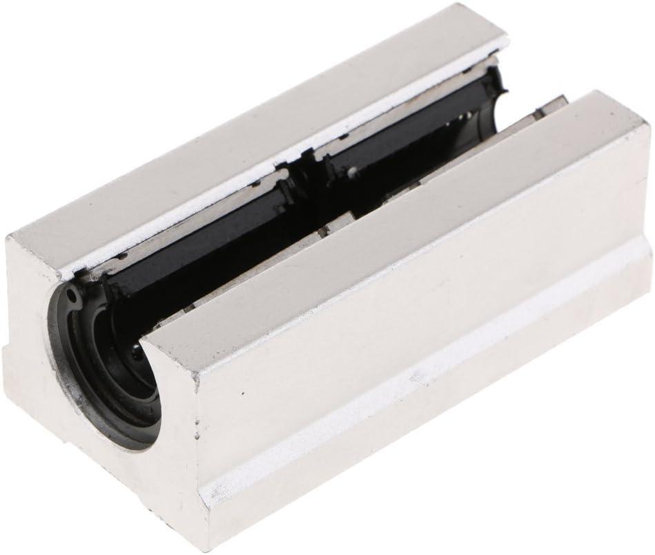 JF-XUAN SBR12UU 12mm Type Open Long Linear Slide Movement Bearing Bearing