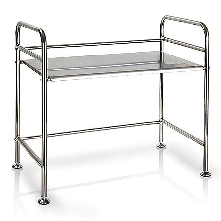 Shelf LYG Rejilla para Horno de microondas, Cocina de Acero ...