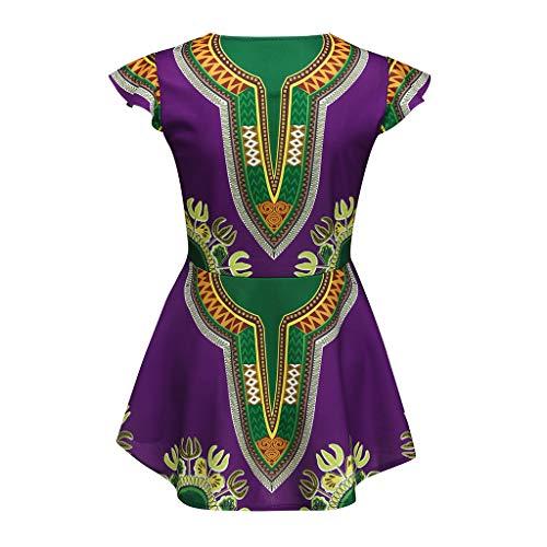 KESEELY Women Zipper African Printing Sleeveless Deep V Neck Geometric Pattern Tunic Retro Classic T-Shirt Tops Blouse
