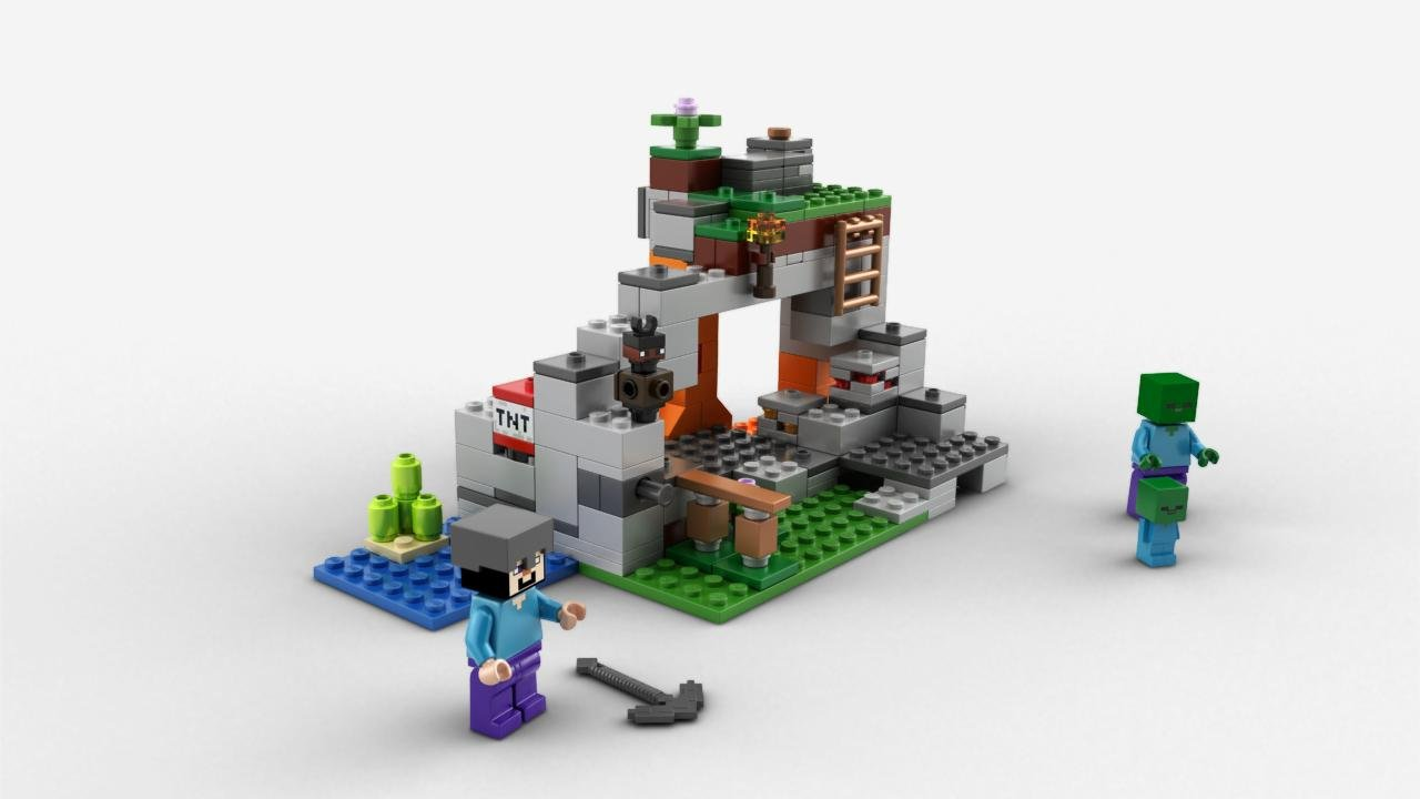 LEGO Minecraft The Zombie Cave 21141 Building Kit (241 Piece) by LEGO (Image #6)
