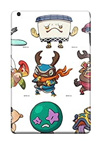 Ipad Mini/mini 2 Case Cover Skin : Premium High Quality Youkai Watch Game Case