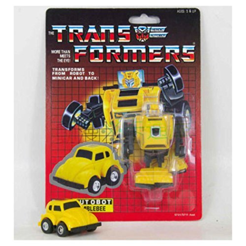 Unbranded Transformers G1 Autobot Mini Vehicle Warrior Bumblebee Re-issue Brand NEW (New Transformers Bumblebee)
