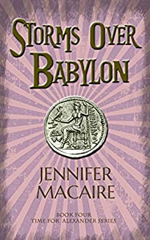 Storms Over Babylon by [Macaire, Jennifer]