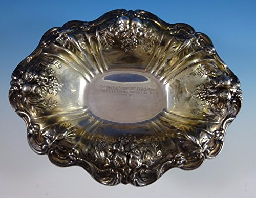 - Francis I by Reed & Barton Sterling Silver Bowl Oval #X566 (#1122)