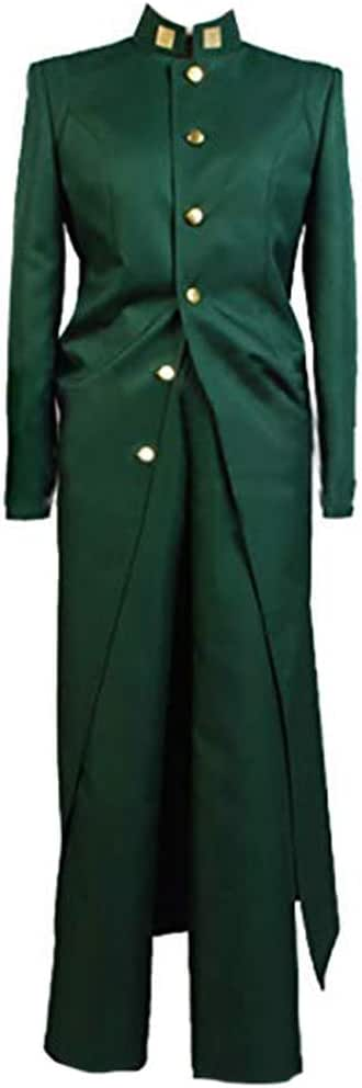 Amazon.com: MYYH Anime Noriaki Kakyoin Cosplay Costume ...
