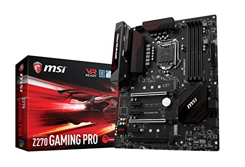 MSI-Performance-Gaming-Intel-Z270-DDR4-HDMI-USB-3-mini-ITX-Motherboard