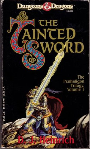 The Tainted Sword, Watry, Dori Jean