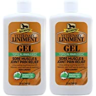 Absorbine Veterinary Liniment Gel, 12-Ounce 2 Pack