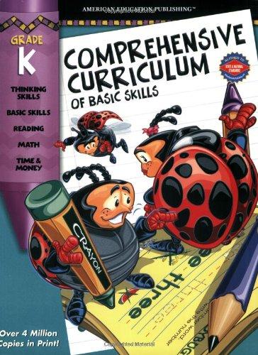 Comprehensive Curriculum of Basic Skills, Kindergarten: School ...