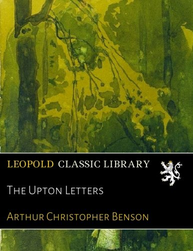 Download The Upton Letters pdf epub