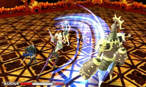 CONCEPTION II 七星の導きとマズルの悪夢 - 3DS