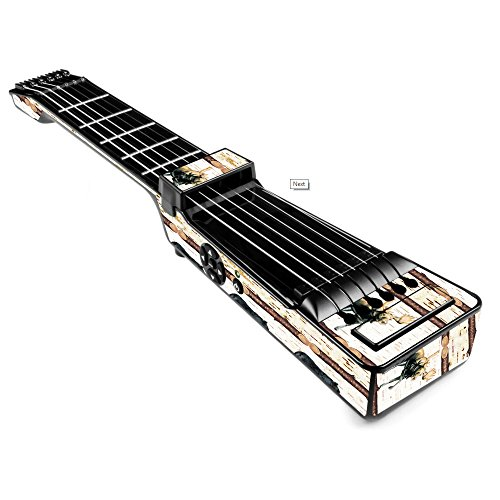 MightySkins Skin For Jamstik+ Portable SmartGuitar - Lodge Stripes | Protective, Durable, and Unique Vinyl Decal wrap cover | Easy To Apply, Remove, and Change Styles | Made in the USA by MightySkins