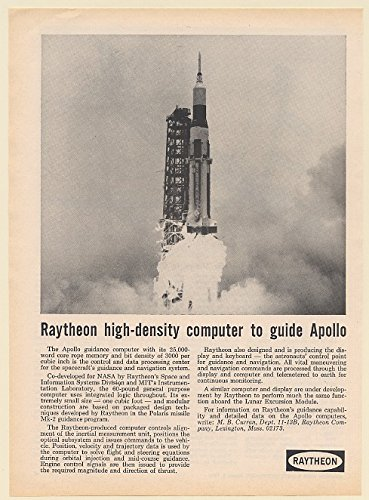1964-raytheon-high-density-computer-to-guide-apollo-spacecraft-print-ad-63943