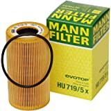 Mann-Filter HU 719/5 X Metal-Free Oil Filter