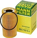 oil filter porsche cayenne - Mann-Filter HU 719/5 X Metal-Free Oil Filter