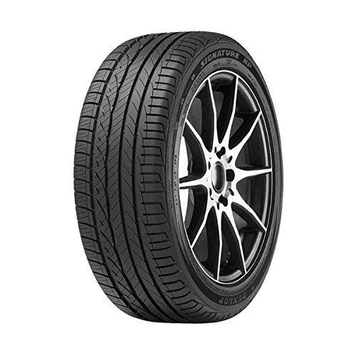 Dunlop Signature HP All-Season Radial Tire - 205/50R17XL 93V