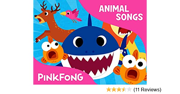 Animal Songs: Pinkfong